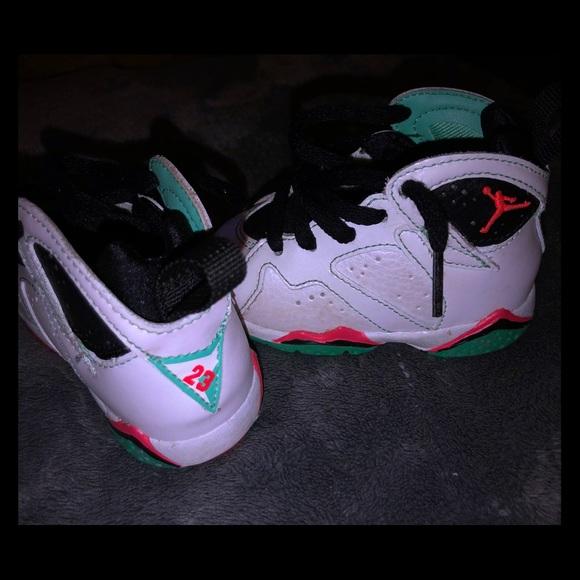 d75e5a0d2ce Nike Shoes | Toddler Jordans Us Size 4c White | Poshmark